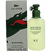 Lacoste Booster Eau de Toilette (EDT) 125ml Spray For Men