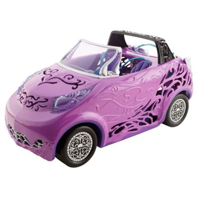Monster High Scaris Convertible Vehicle