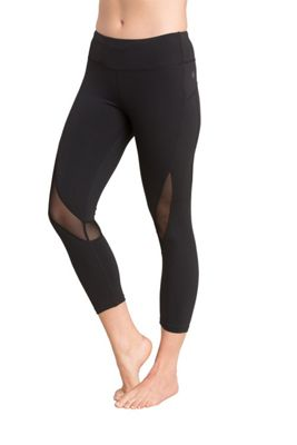 Zakti Reveal Capri Leggings ( Size: 10 )