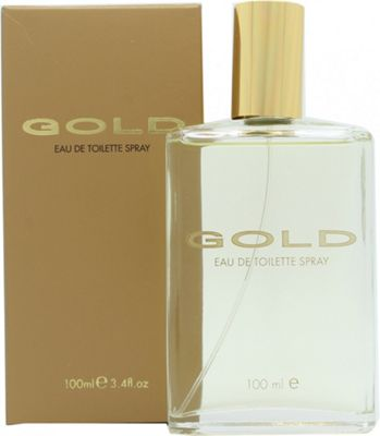Yardley Gold Eau de Toilette (EDT) 100ml Spray For Men