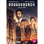 Broadchurch: Series 3 DVD