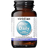 Viridian Synbiotic Daily High Strength Veg Caps 30