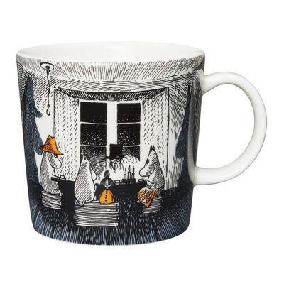 NEW Arabia Ceramic Moomin Mug TRUE TO ITS ORIGINS 300ml