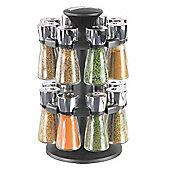 Cole and Mason Hudson Spice Rack, 16 Jar