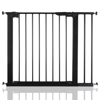 Safetots No Screw Gate Black 86 - 93.3cm