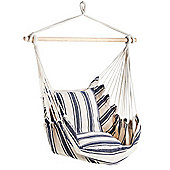 VonHaus Striped Hanging Chair