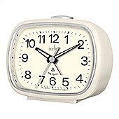 Acctim 15462 Camille Alarm Clock Chromed Bezel