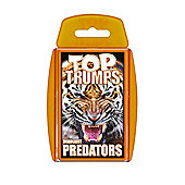 Top Trumps - Deadliest Predators
