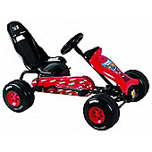 Bumper Race Team Kids Go Kart