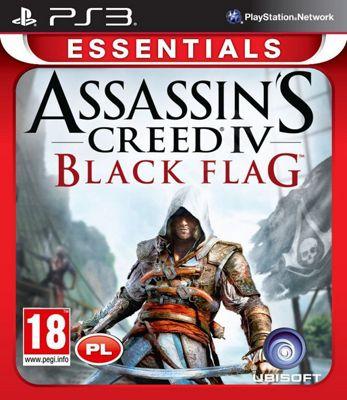 Assassins Creed 4 Black Flag Essentials (PS3 )