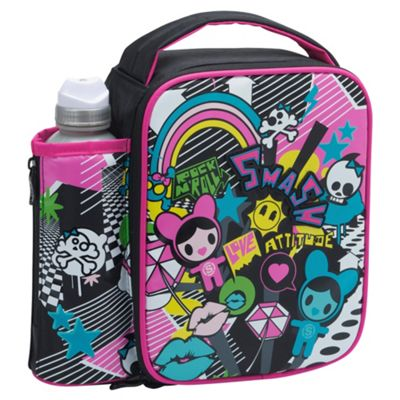 buy smash lunch bag with bottle candy pink from our lunch. Black Bedroom Furniture Sets. Home Design Ideas