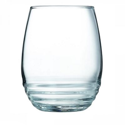Luminarc Harena Hi-Ball Glass, Tempered Opal, Dishwasher Safe, 35cl