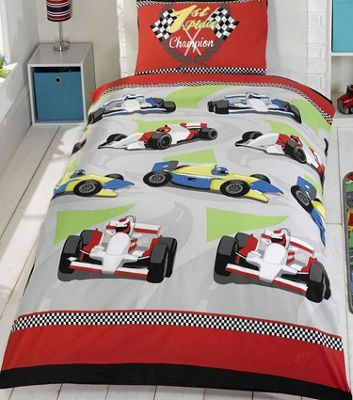Motor Racing, Double Duvet