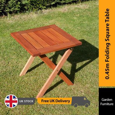 BillyOh 0.45m Elegance Garden Folding Table