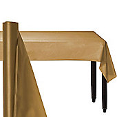 Gold Table Roll - 30m Plastic