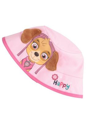 Nickelodeon Paw Patrol Skye Bucket Hat Pink 3-6 years