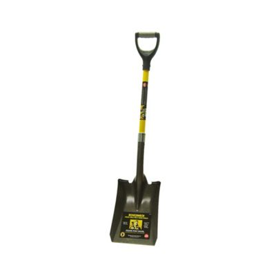 Square Shovel 36 inch D Handle