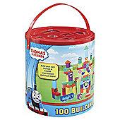 Thomas And Friends 100 Block Bucket