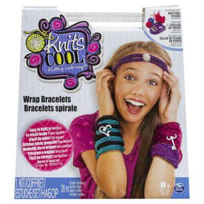 Knits Cool Wrap Bracelets