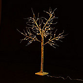 Homcom LED Cherry Blossom Tree Light Flower Christmas Décor Lamp (1.2M)