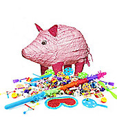 Pig Pinata Kit