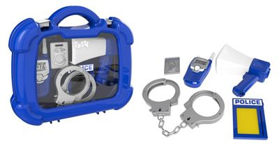 Smart Police Case With Accessories