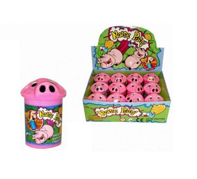 12 Pig Noise Putty In Display Box