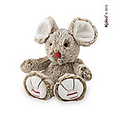 Rouge Kaloo-Small Mouse sandy beige Soft Toy