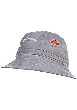 Ellesse Mateo Mens Retro Fashion Bucket Hat - Grey