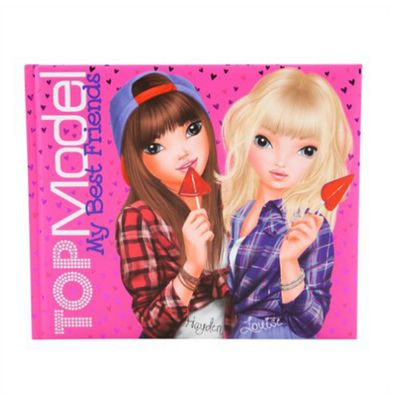 TOPModel Friendship Book pink