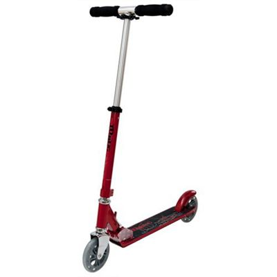JD Bug Street 150 Series Scooter - Red Glow Pearl