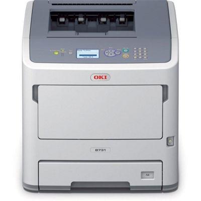 Oki B731Dnw Mono A4 Laser Printer