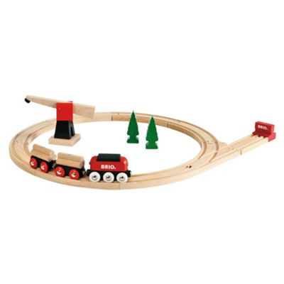 Brio Classic Freight Set, wooden toy