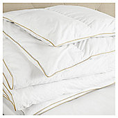 Fox & Ivy goose feather and down 4.5 tog duvet superking
