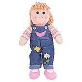 Bigjigs Toys Penny 38cm Doll