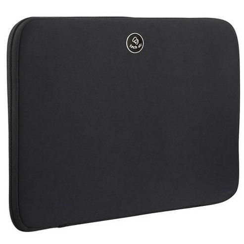 Techair Slim Slipcase (Black/Blue) for 17.3 inch Notebooks