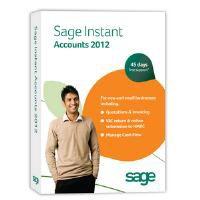 Sage Sage instant account 2012