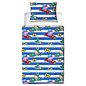 Peppa Pig/George Junior Bed Duvet Set