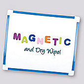 Magnetic Dry Wipe Board for Children to Draw Sketch and Display (295mm x 245mm)