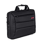 "Duronic LB12 Futuristic 13.3"" - 15.6"" Laptop Side Shoulder Bag/Messenger Bag"