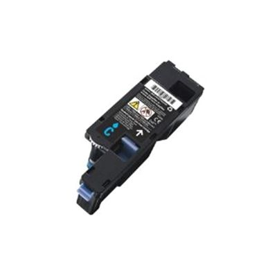 Dell C5GC3 High Capacity Cyan Toner Cartridge (Yield 1,400 Pages) or Dell C17xx, 1250/135x Colour Printer