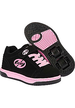 Heelys X2 Dual Up - Black/Pink - Black