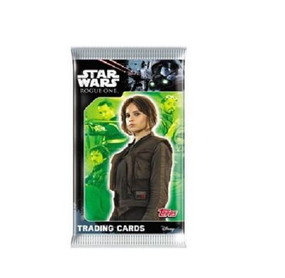 Topps Star Wars Rogue One Trading Card Game - 1 Pack