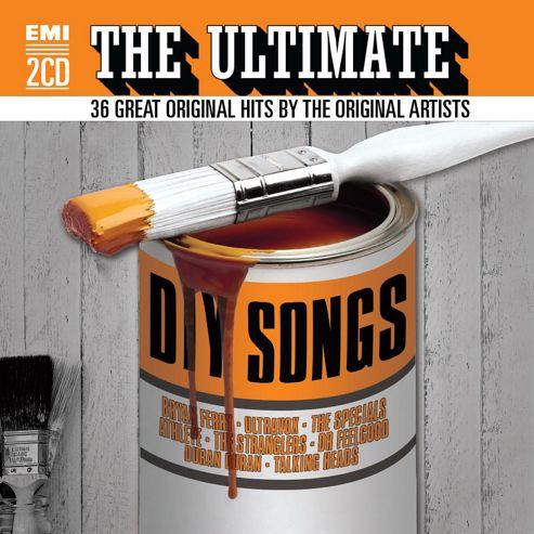 The Ultimate DIY Songs (2CD)