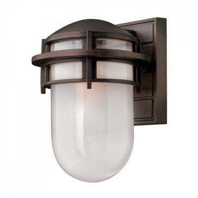 Victorian Bronze Small 1lt Lantern - 1 x 60W E27