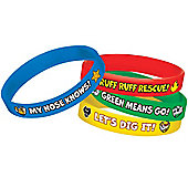 Paw Patrol Rubber Bracelets
