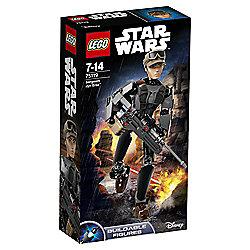 LEGO Star Wars Rogue One Sergeant Jyn Erso 75119