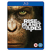 Rise Of The Planet Of The Apes - Bd