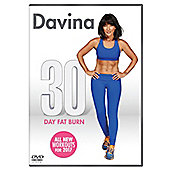 Davina - 30 Day Fat Burn DVD
