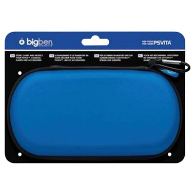 PS Vita Carrying Pouch - Blue